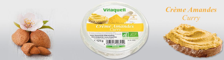 Slide 20073 Crème Amandes Curry