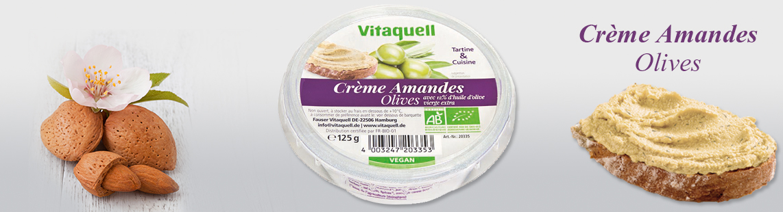 Slide 20075 Crème Amandes Olives