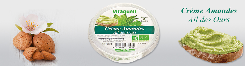 Slide 20076 Crème Amandes Ail des Ours