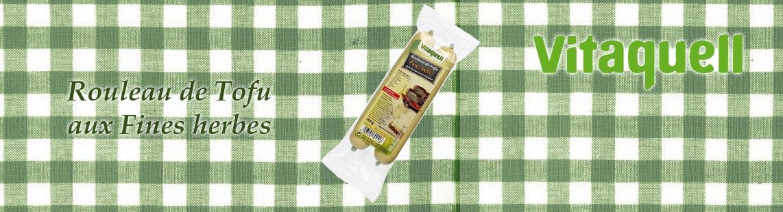 Slide 20030 Rouleau Tofu aux Fines Herbes