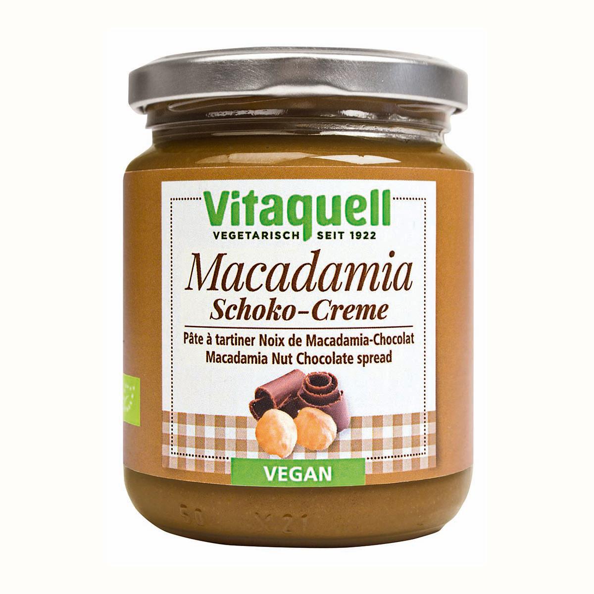Crème de Macadamia Chocolat