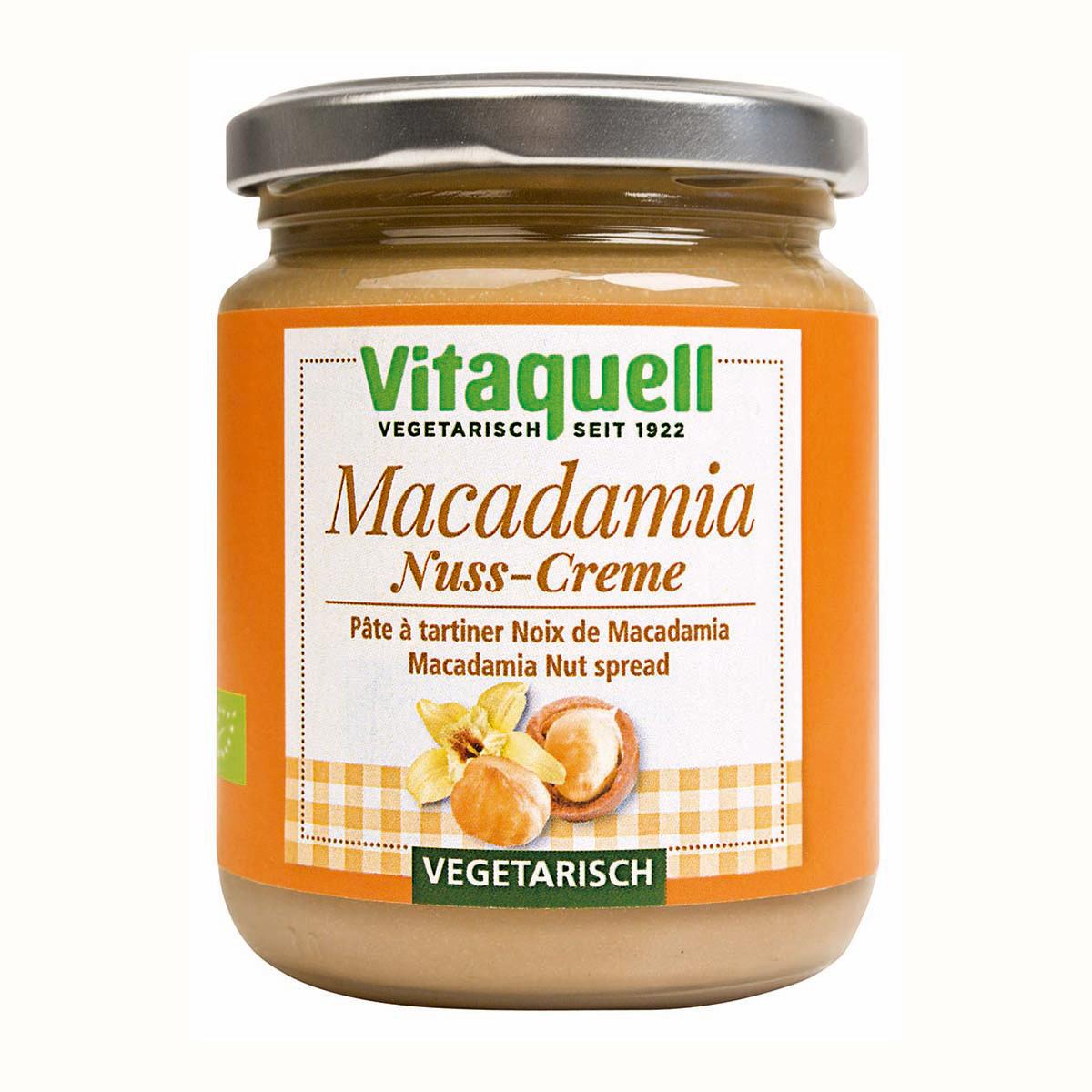Crème de Macadamia