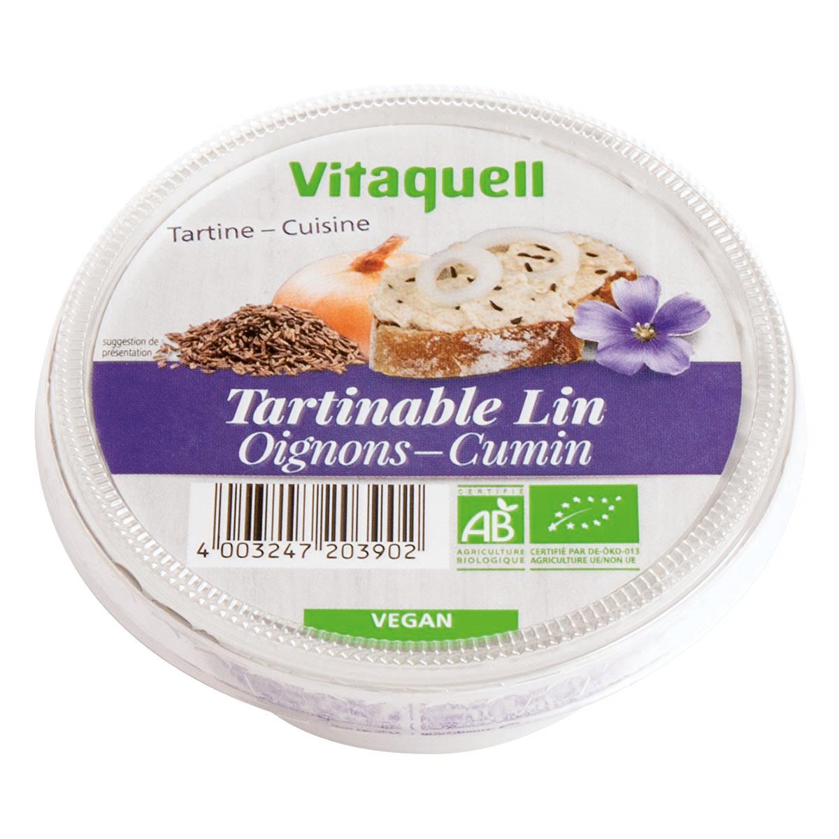 Crème de Lin Oignon-Cumin